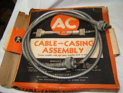 1934 35 36 buick cadillac oldsmobile chevrolet speedometer cable CC-2 ac delco