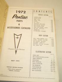 1972 Pontiac master
