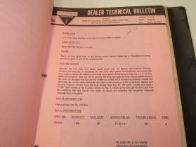 1971 oldmobile tech