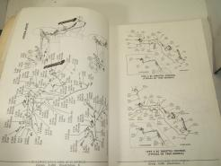 1963 Oldsmobile Chassis parts book orig gm print