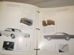 67 Oldsmobile features book
