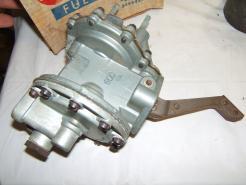 1955 1956 1957 Pontiac fuel pump dual action# 4123