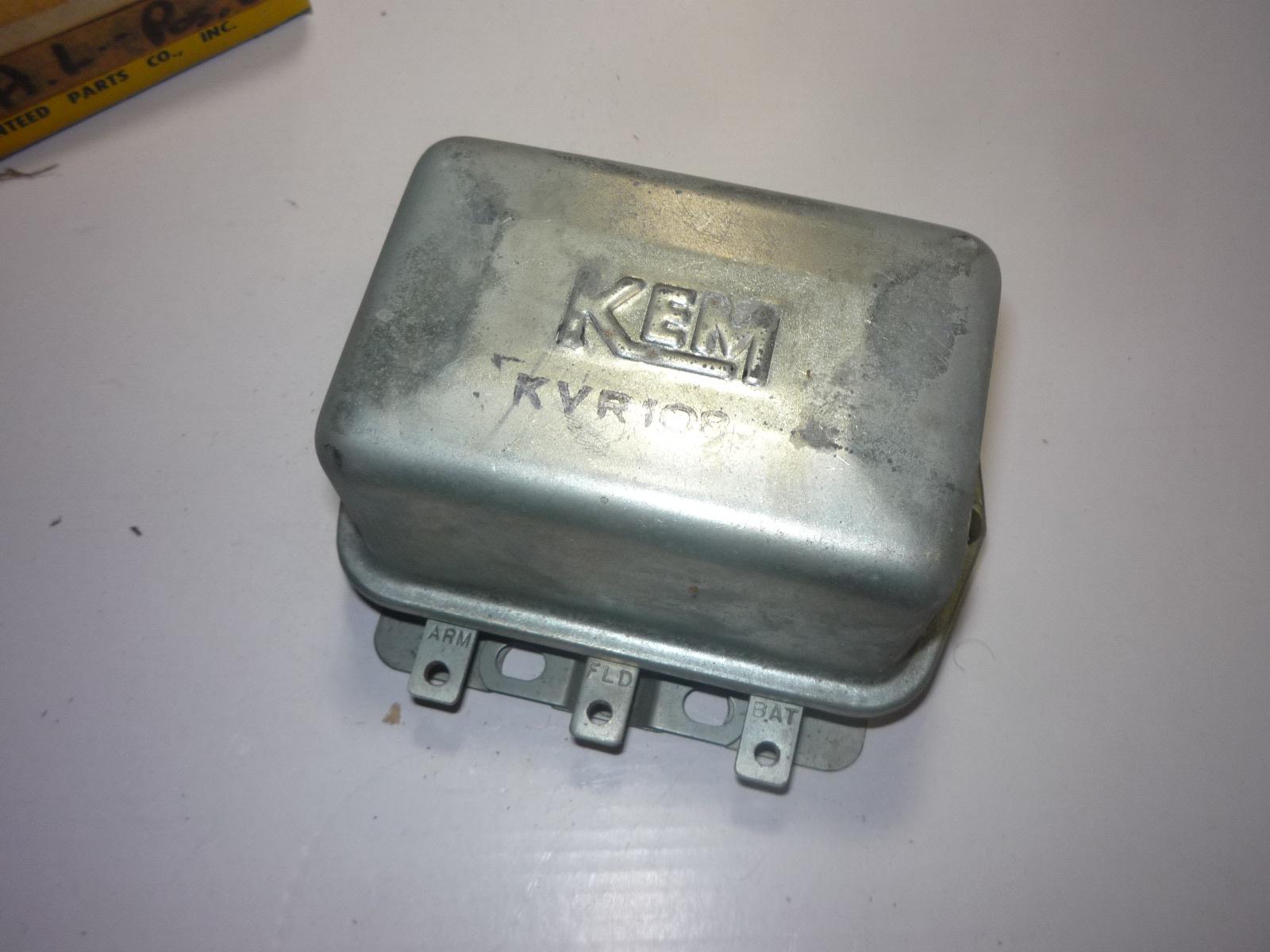 6 volt Fuel Pump CHRYSLER CADILLAC DESOTO DODGE PACKARD HUDSON PLYMOUTH JEEP