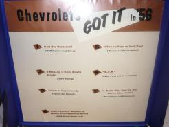 1956 Chevrolet product training kit