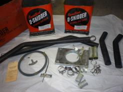 NOS 1954 Connecticut D-Skidder Dodge Plymouth Ford Chevrolet Mercury Accessory
