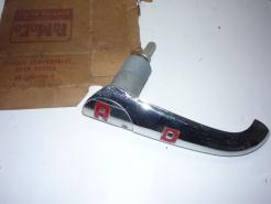 1949 ford passenger nos right hand trunk lid handle assembly 8A-7043500-C