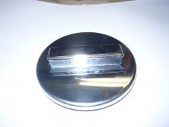 1960 -66 valiant chrome gas cap