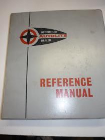 Autolite sales reference catalog 1964
