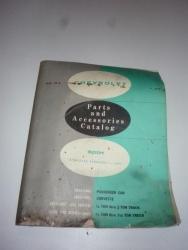 1961 Body parts book
