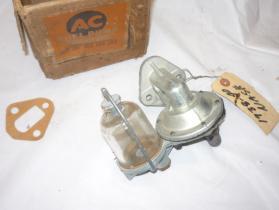 1937 38 39 40 Nash Ambassador fuel pump (a 498 ac)
