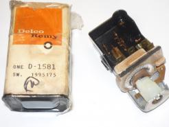 1969 Camaro headlight switch 1995175