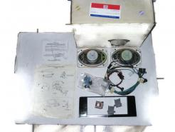 1983 thru 1991 Chevrolet GMC van NOS stereo speaker kit # 12343949