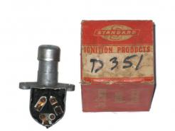 1946 thru 1959 Mopar Husdon Willys Nash new headlight dimmer switch # ds51