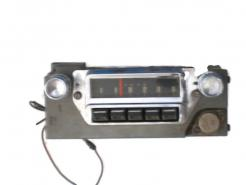 1965 1966 Ford Mustang used AM radio # 5tmz-122228u