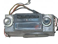 1968 Ford Mustang used AM 8 track radio tape player # t8mz
