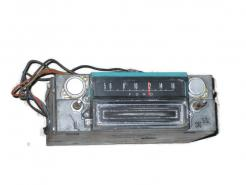 1967 Ford Mustang used AM 8 track tape player radio # f7sms