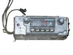 1964 Mercury full size models used AM FM radio # f4tbm
