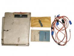 1975 Chevrolet Vega NOS glove box lamp accessory kit # 994779