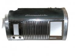 1949 1950 Chevrolet deluxe center dash section # 4950cdp