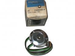1963 Buick NOS front/rear radio speaker fader knob # 7282814