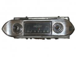 1965 Chevy II Nova used AM radio # 986248u
