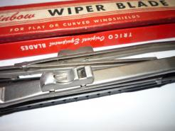 11 trico wiper blades with dots ford, gm, hudson studebaker