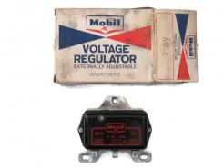 1940's 1950's New 6 volt adjustable voltage regulator # mf-6