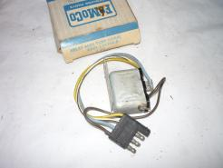 1966 1967 Lincoln Continental NOS Turn Signal Relay.  Part number C6VY-13A366-B.