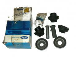 1966 thru 1974 Ford Mercury NOS front lower arm strut bushing & washer kit # d0oz-3a1
