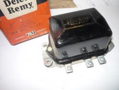 1941 thru 1963 truck and farm ac delco voltage regulator nos # 1118896 (z 1118896)