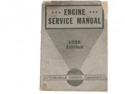 1936 automobile digest engine service manual most cars gm ford mopar plus others # 1936esm