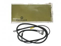 1968 1969 1970 Chevrolet Buick Oldsmobile Pontiac NOS negative battery cable # 6296310 4f-53